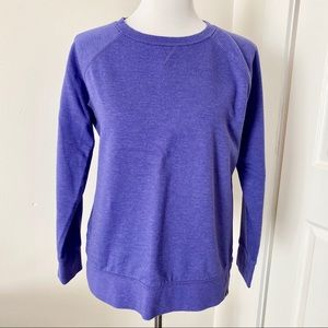 Purple Cozy EB Sweatshirt